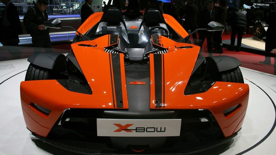 KTM X-Bow to get rival from race car manufacturer Dallara