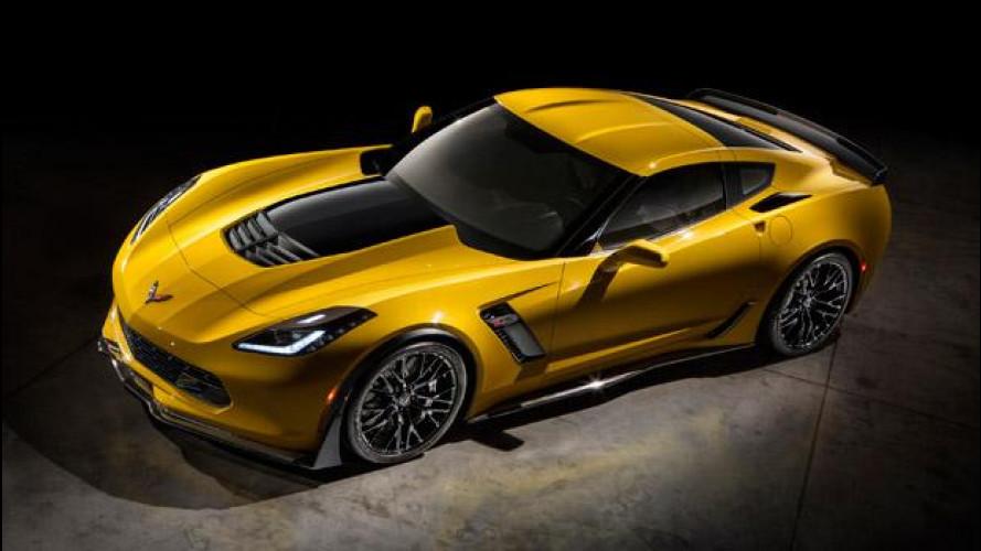 Nuova Chevrolet Corvette Z06