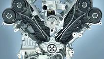 New BMW M3 4.0 liter V8 Engine