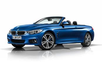 2014 BMW 4 Series Convertible Debuts, Starts at $48,750