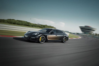 Porsche Panamera Exclusive Will Set You Back