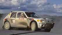 Peugeot 205 T16 Group B