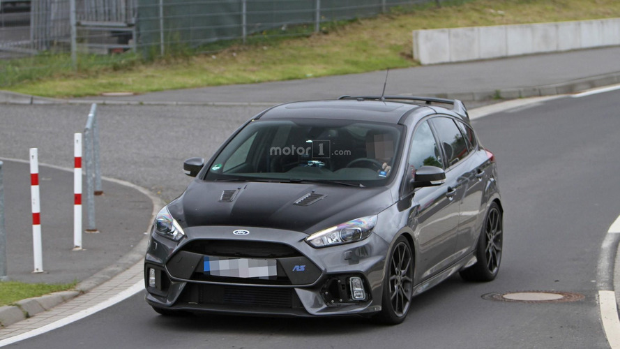 Looks like the Ford Focus RS500 is actually happening