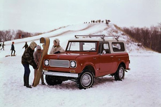 The International Harvester Scout: Jeep's Most Unsuccessful Rival
