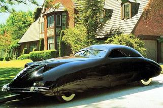 1938 Phantom Corsair: Buck Rogers' Ride for the Road