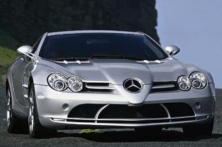 Floyd Mayweather's Mercedes-Benz SLR McLaren up for Sale