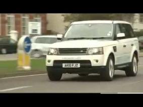 Range Rover Range_e plug-in hybrid