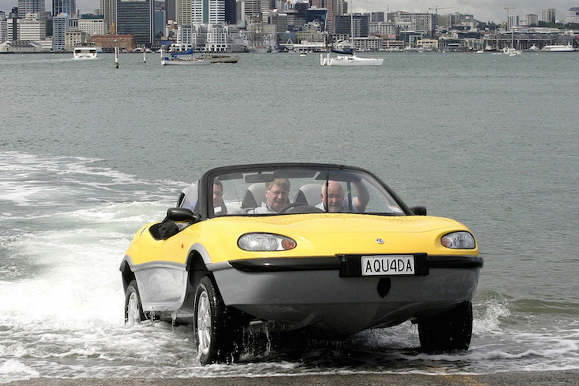 Gibbs is Selling Off 20 of Its Aquada Amphibious Sports Cars