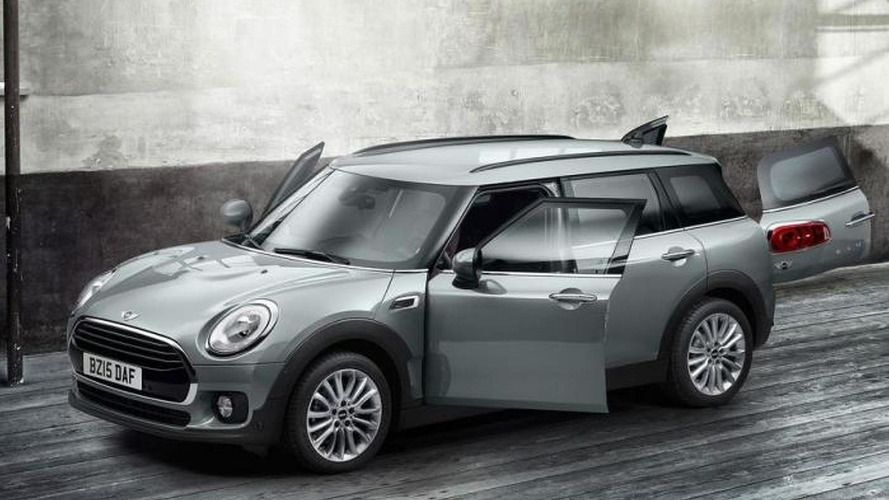 2016 MINI Clubman first official pics published