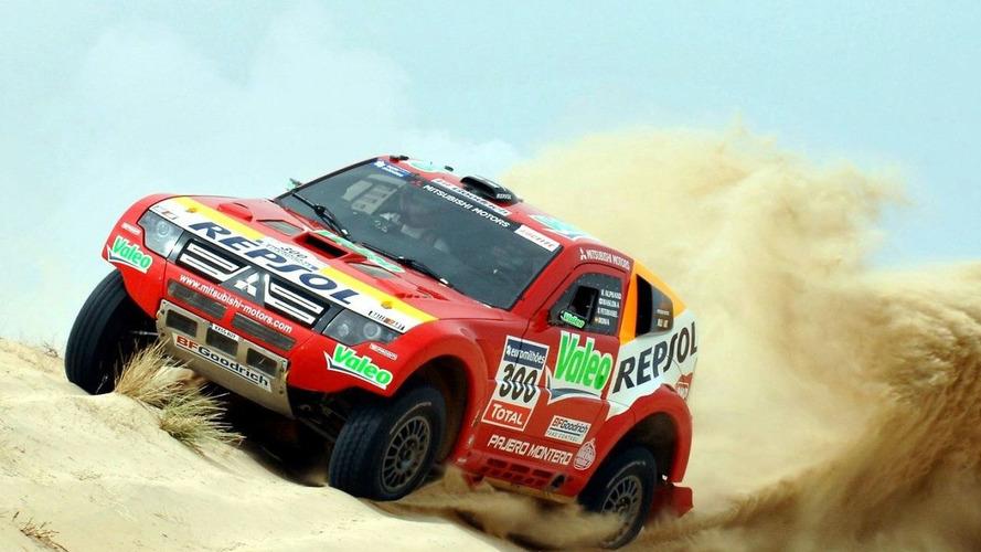Mitsubishi Looking for Eighth Consecutive Dakar Win