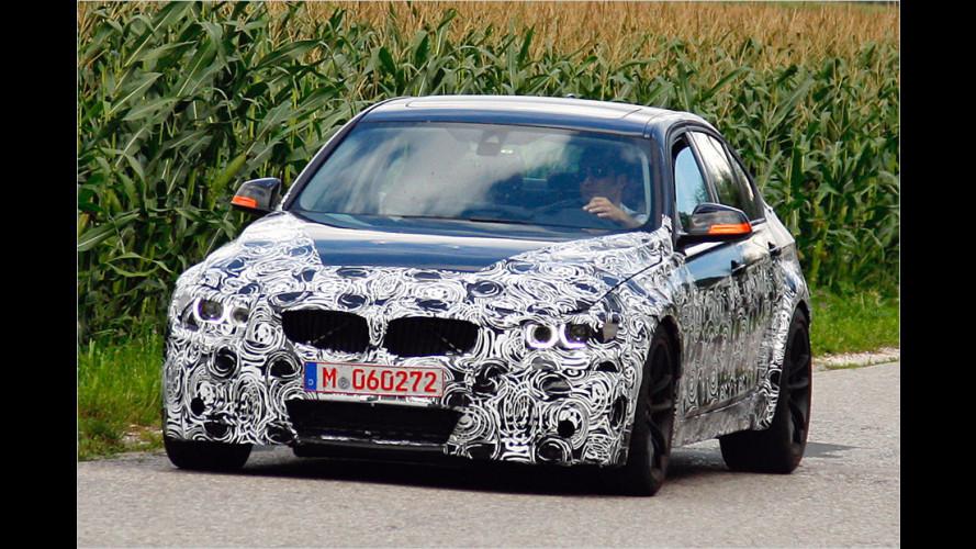 Erstmals erspäht: Nächster BMW M3 mit Motorsensation