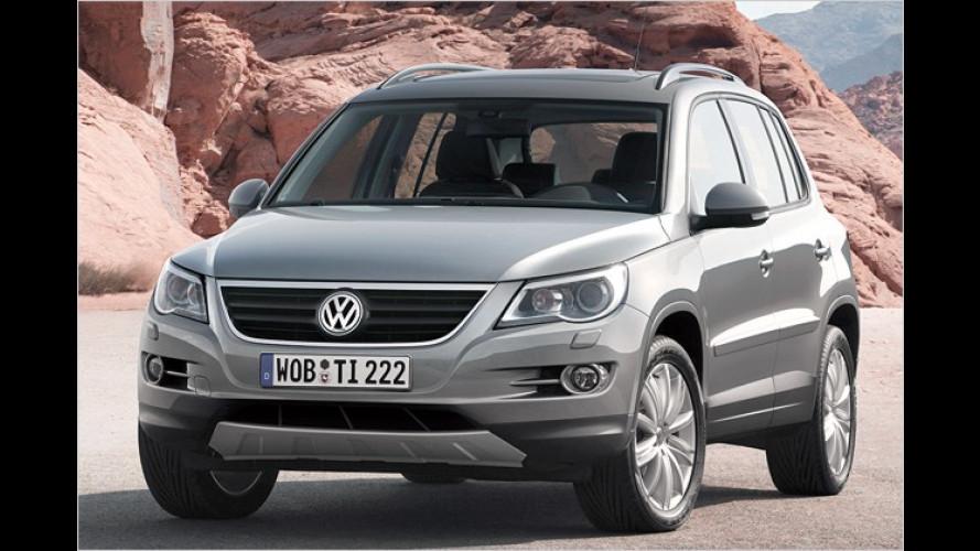 Rollendes Internet: VW testet mobiles Web im Tiguan