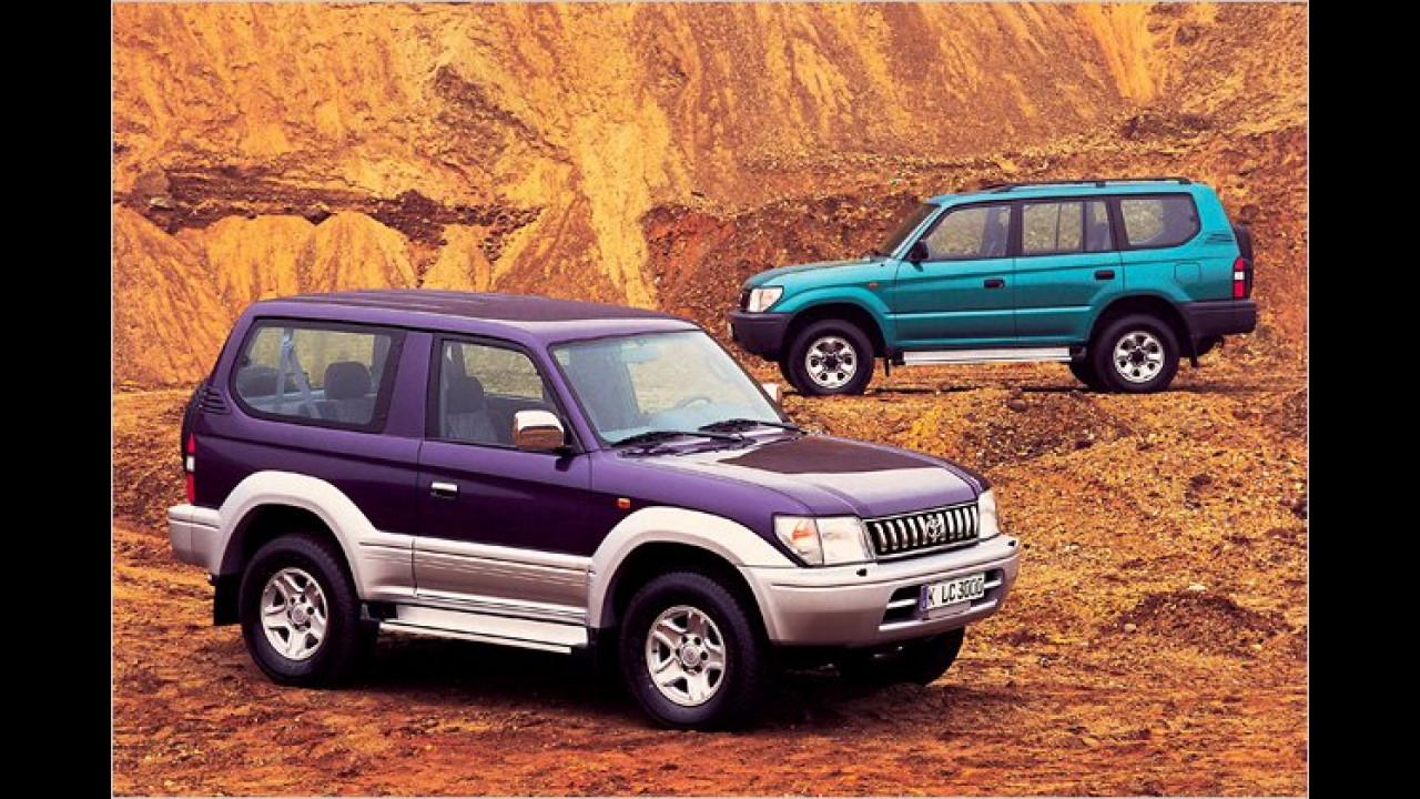 Land Cruiser J9 (1996 bis 2002)