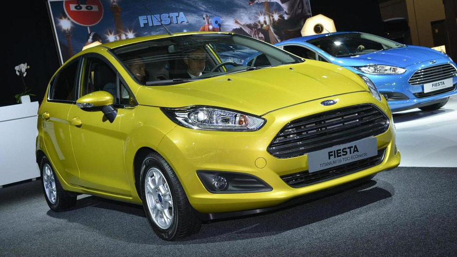 2014 U.S.-spec Ford Fiesta getting 1.0-liter EcoBoost with 123 hp