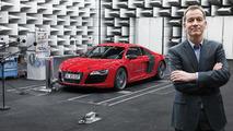 Audi R8 e-tron prototype