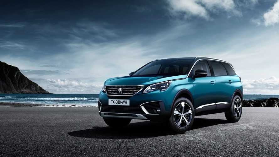 Nouveau Peugeot 5008 – L'avènement du SUV