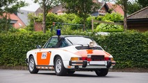 1989 Porsche 911 Targa Dutch police car