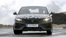 Roewe 560 spy photos