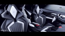 Lamborghini Resonare Concept by Paulo Czyżewski