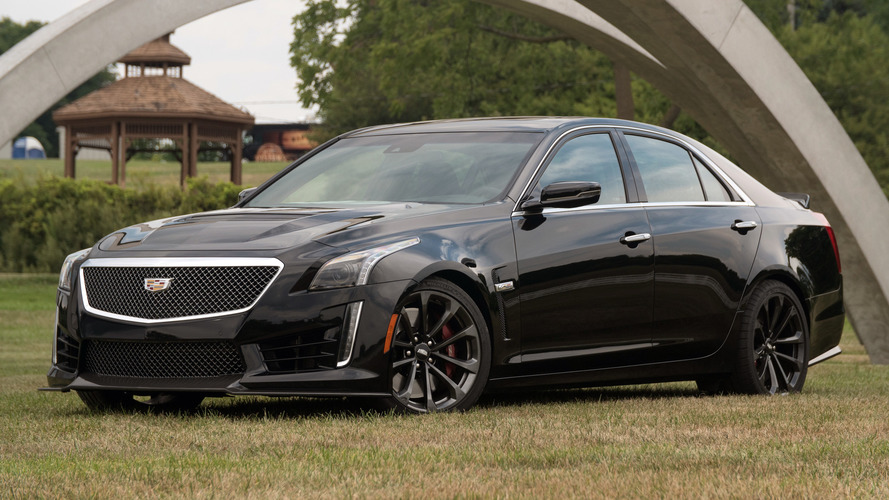 Review: 2016 Cadillac CTS-V