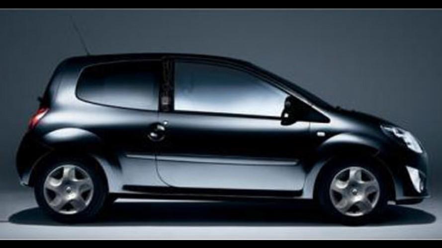Renault Twingo Nokia - Série limitada será vendida na europa