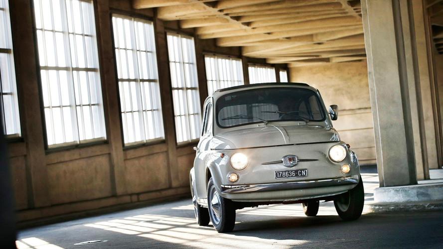 Fiat 500F Berlina 1968 MoMA