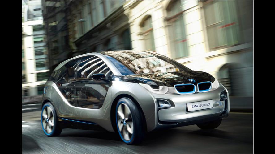 BMW wird elektrisch