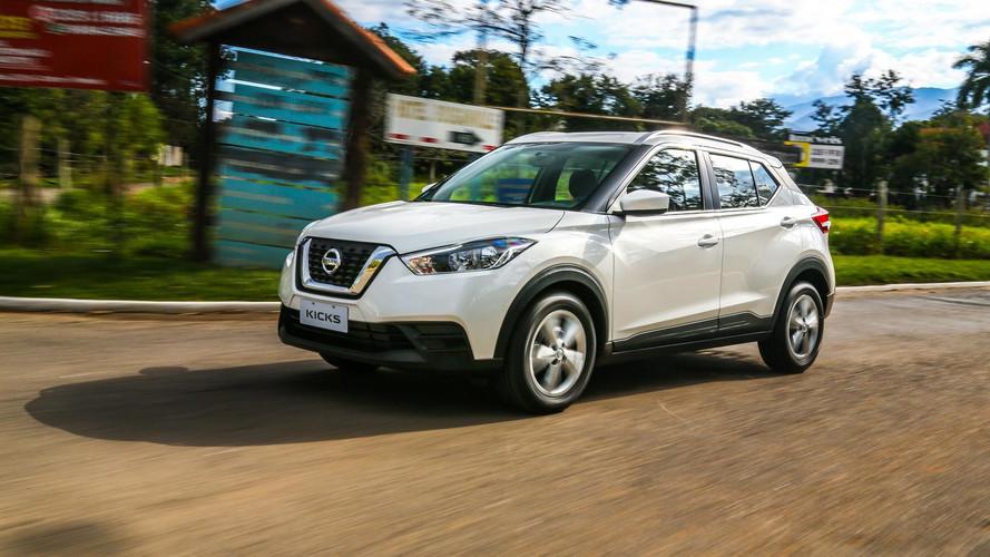 Vídeo – Por que comprar o Nissan Kicks S manual?