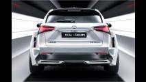 Will.i.am und sein Lexus NX