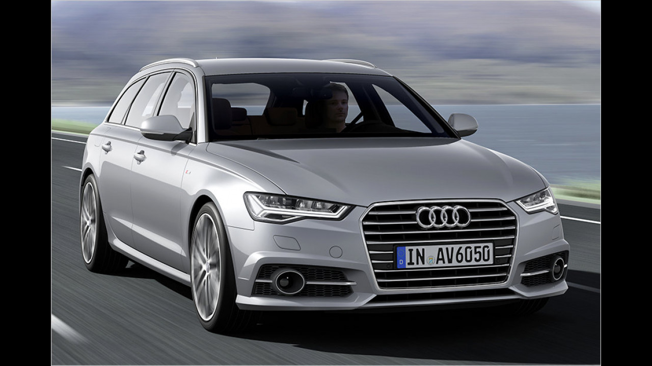 Audi A6 allroad quattro 3.0 TDI tiptronic