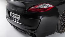 Porsche Panamera Turbo by Prior Design 08.10.2013