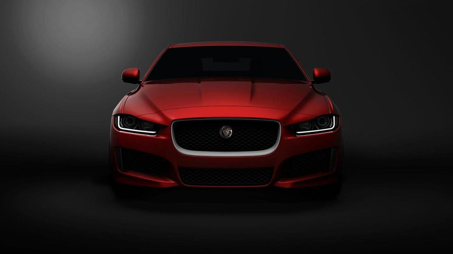 Jaguar teases XE baby sedan in Geneva, on sale mid-2015