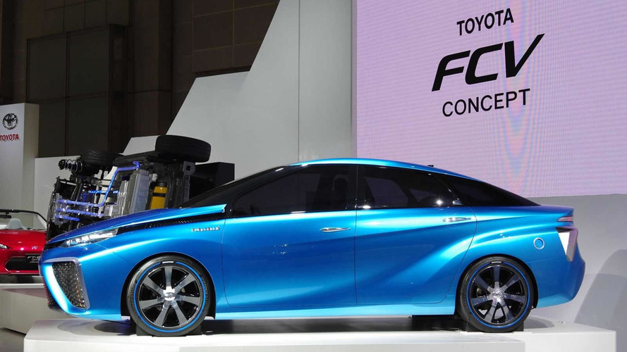 2015 Toyota FCV to wear 'Mirai' moniker - report