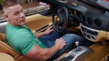 John Cena's Ferrari 360 Spider