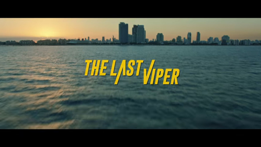 Penzoil Video Tribute For The Last Viper