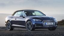 2017 Audi S5 Cabriolet
