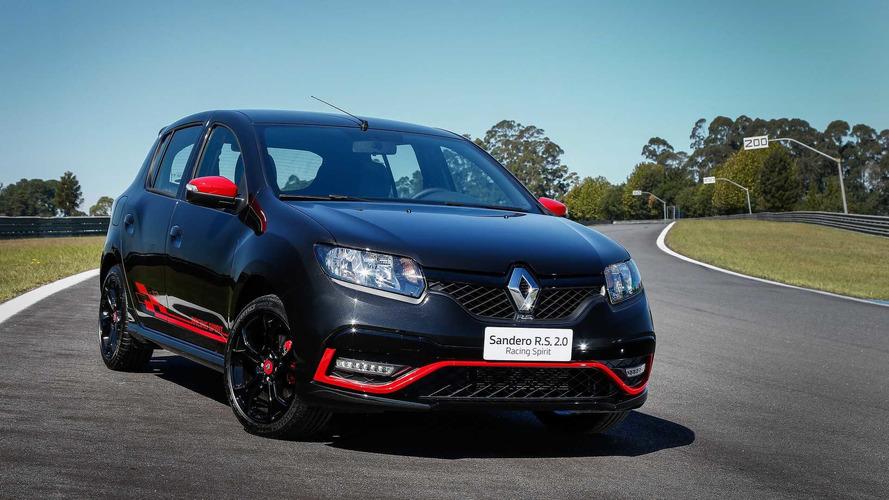 Renault Sandero RS Racing Spirit: ¿interesaría en Europa?