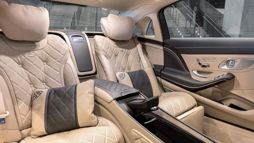 2018 Mercedes-Maybach S-Class