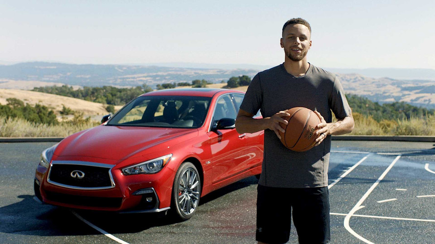 Infiniti Signs Baby-Faced Assassin As Global Ambassador