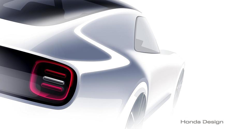 Honda Sports EV Concept, deportivo y eléctrico