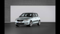Skoda Fabia e Roomster restyling