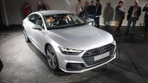2019 Audi A7 canlı fotoğraflar