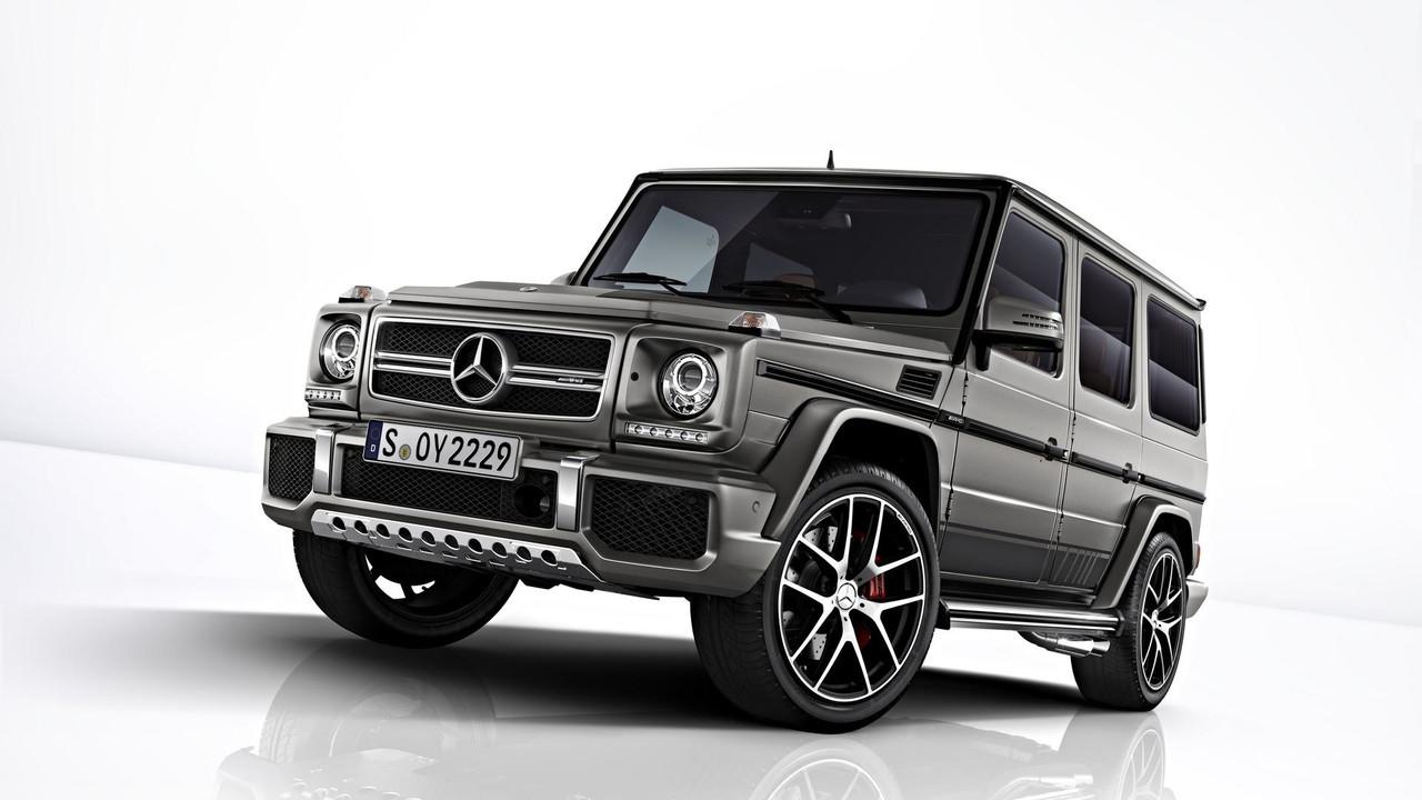 Mercedes-AMG G63 y G65 Exclusive Edition