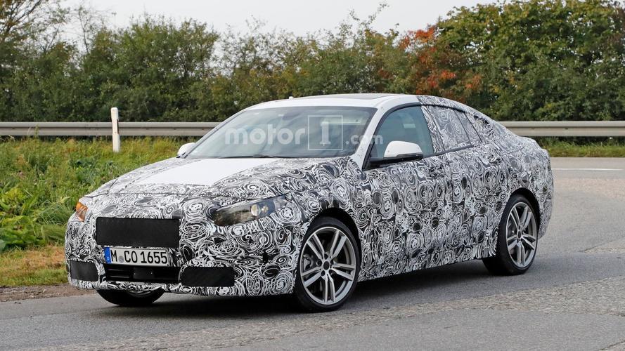 BMW 2 Serisi Gran Coupe giriş modeli yakalandı