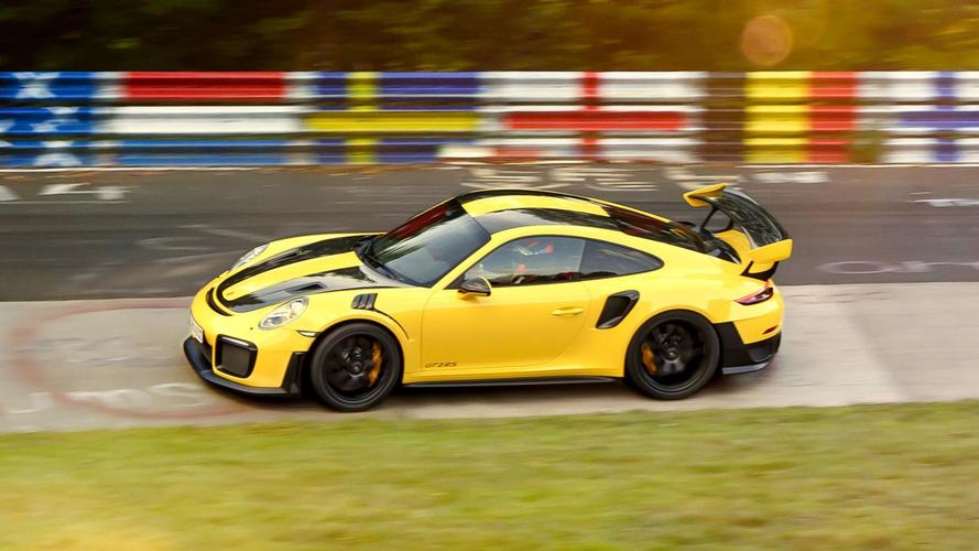 Porsche 911 GT2 RS Has Nürburgring Lap Record For Breakfast