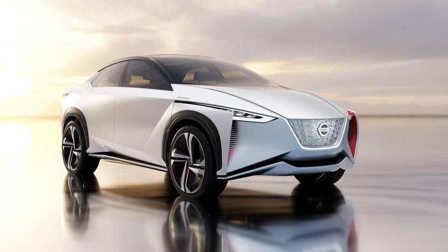 Le concept Nissan IMx sort de l'ombre