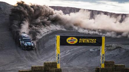 VIDÉO - Ken Block fait voler la poussière dans Terrakhana !