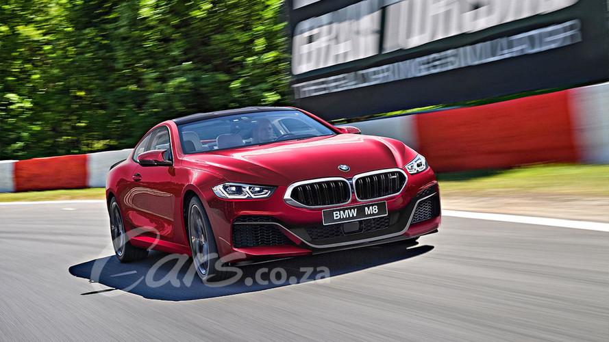 BMW M8 Coupé: ¿un render cercano a la realidad?