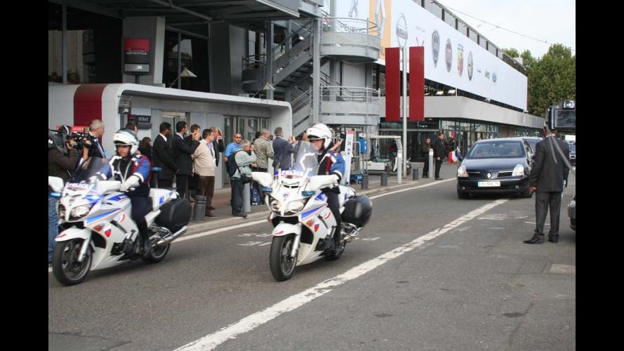 Salone di Parigi: Sarkozy chiama a rapporto le Case francesi