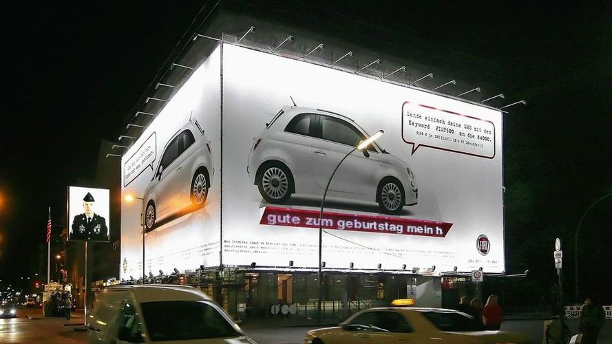 Fiat 500 Returns to Berlin